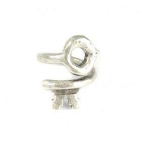 anello chiave storta - stella by naturca