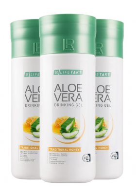 Aloe Vera Gel da bere Active Freedom set 3 confezioni  - LR