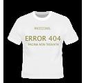 ERROR 404 - NO SIGNAL
